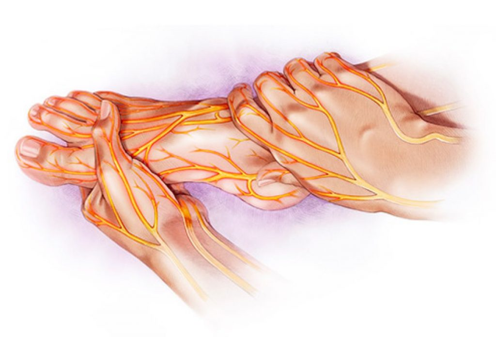 7 SIMPTOME ALE NEUROPATIEI PERIFERICE DIABETICE - SĂNĂTATE -